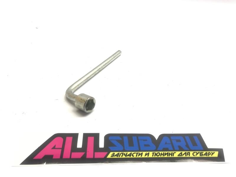 Ключ баллонный subaru Subaru Forester SF 1996 (б/у)