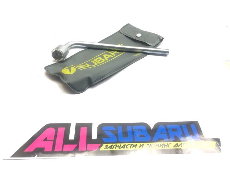 Ключ баллонный subaru Subaru Impreza GD 2000 (б/у)