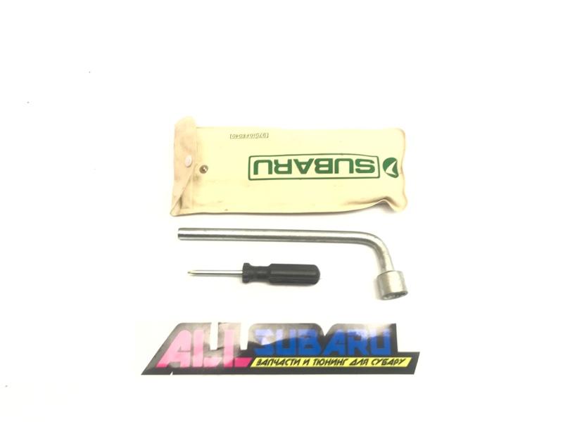 Набор инструмента оригинальный subaru Subaru Impreza GD 2000 (б/у)