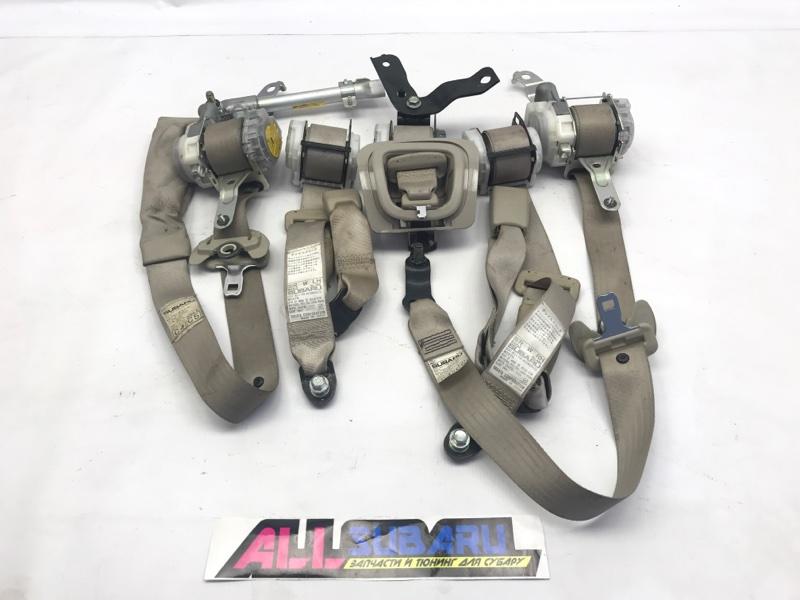 Ремень безопасности Subaru Legacy BP 2003 (б/у)