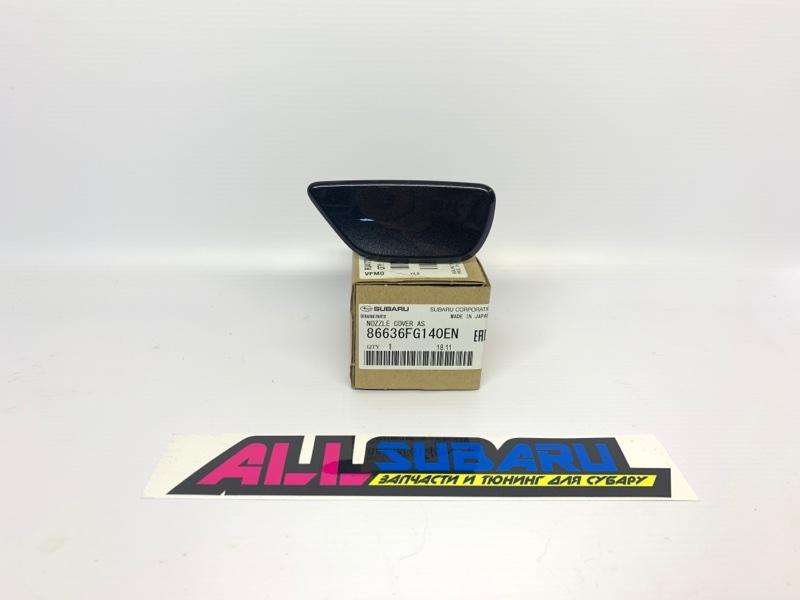 Накладка бампера, заглушка Subaru Impreza Wrx Sti GRB 2007 правая