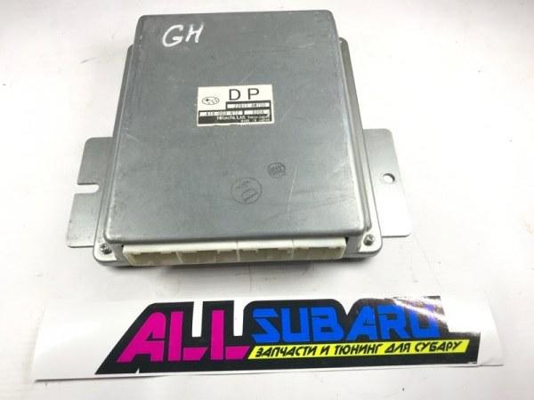 Блок управления двигателя, мозг Subaru Impreza GH EL15 2007 (б/у)