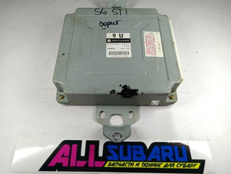Блок управления двигателя, мозг Subaru Forester SG EJ255 2002 (б/у)