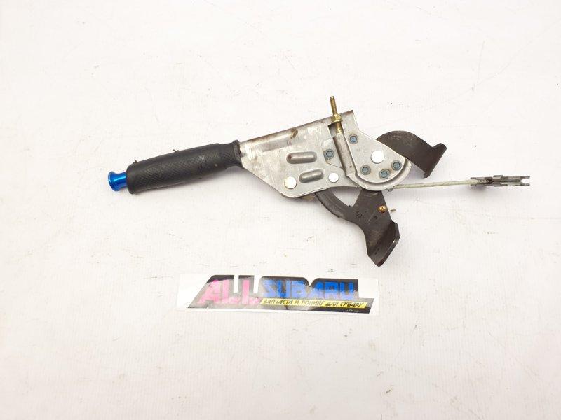 Ручка стояночного тормоза Subaru Impreza Wrx Sti GD 2000 (б/у)