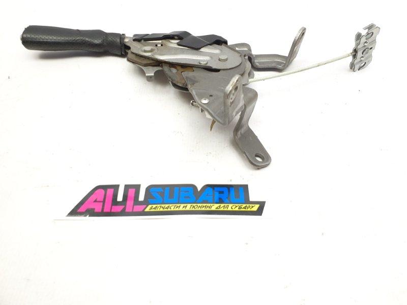Ручка стояночного тормоза Subaru Impreza Wrx Sti GRB 2008 (б/у)