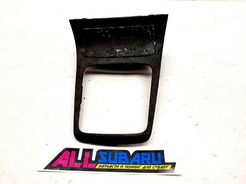 Рамка кулисы Subaru Forester SG 2002 (б/у)