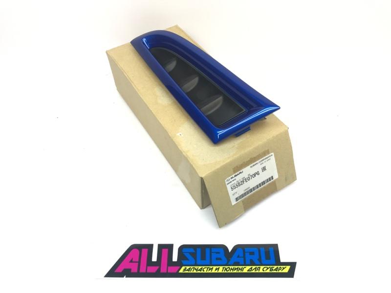 Накладка бампера, заглушка Subaru Impreza Wrx Sti GD 2005 правая
