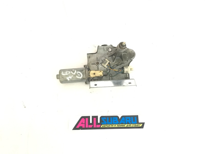 Моторчик заднего дворника Subaru Impreza Wrx GC 1994 задний (б/у)