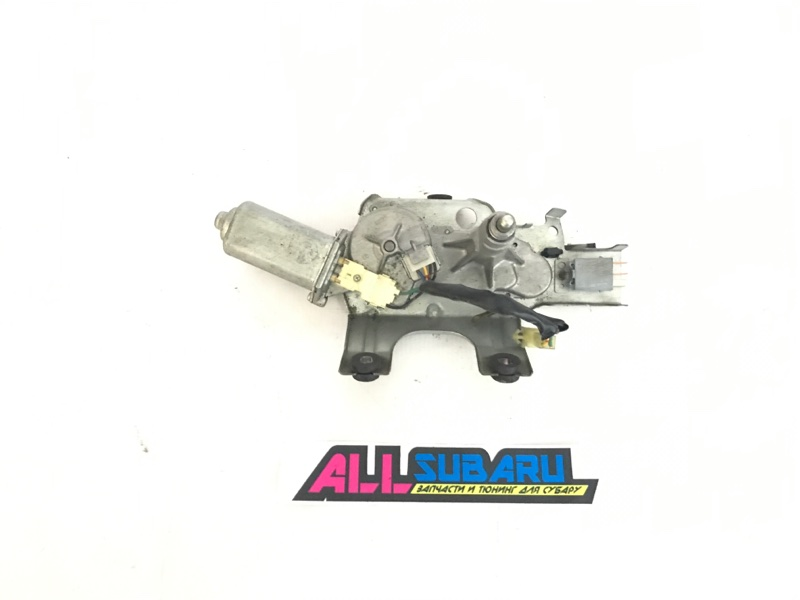 Моторчик заднего дворника Subaru Impreza Wrx GD 2005 задний (б/у)