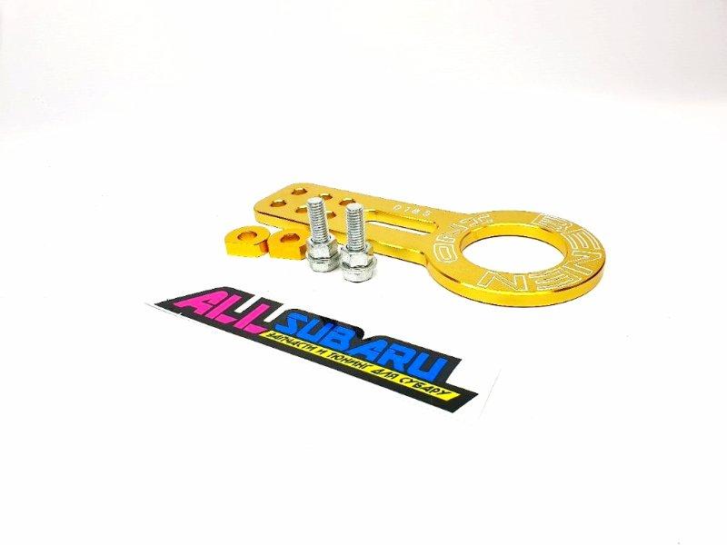 Буксировочный крюк Subaru