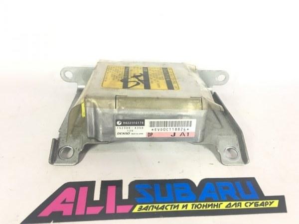 Блок управления airbag, srs Subaru Forester SF 1998 (б/у)