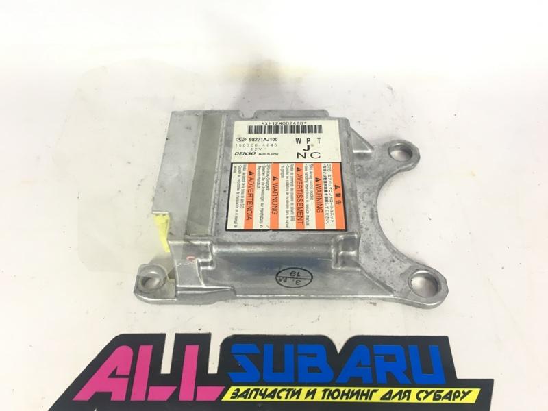 Блок управления airbag, srs Subaru Legacy BM 2009 (б/у)