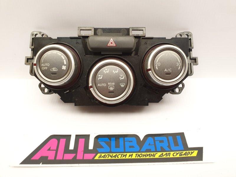 Рамка климата, климат контроль Subaru Impreza Wrx GH 2007 передняя (б/у)
