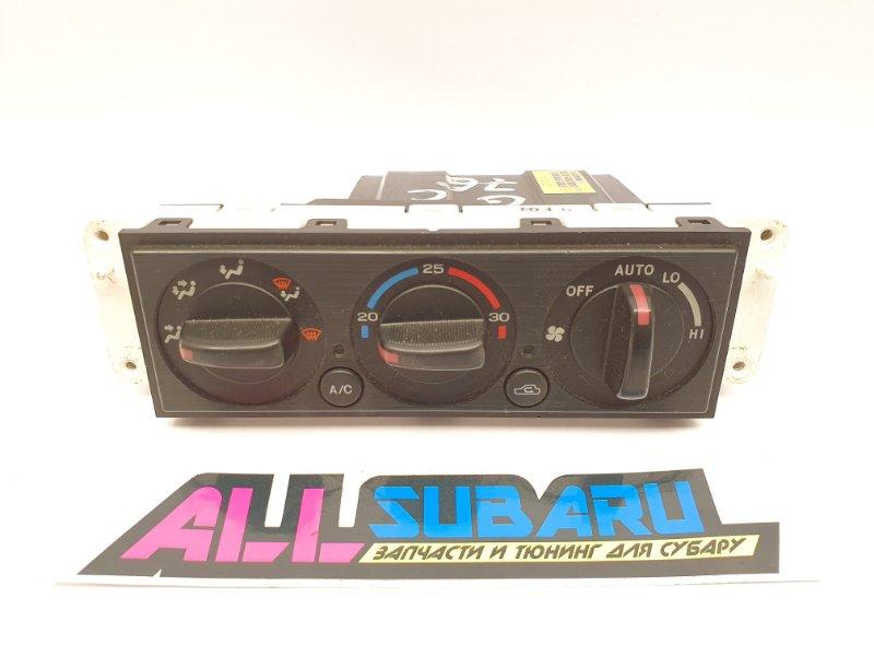 Рамка климата, климат контроль Subaru Impreza Wrx Sti GC 1996 передняя (б/у)