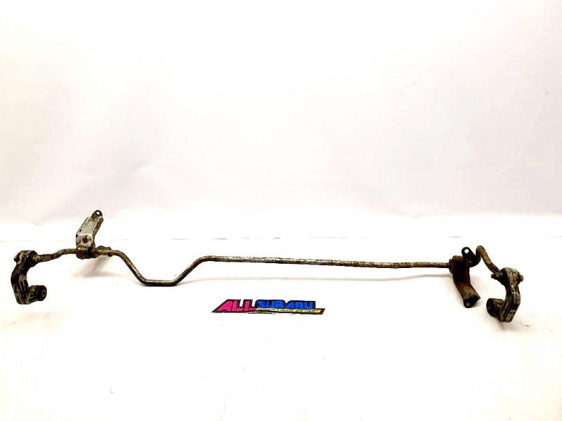 Стабилизатор задний Subaru Forester SF 1996 задний (б/у)