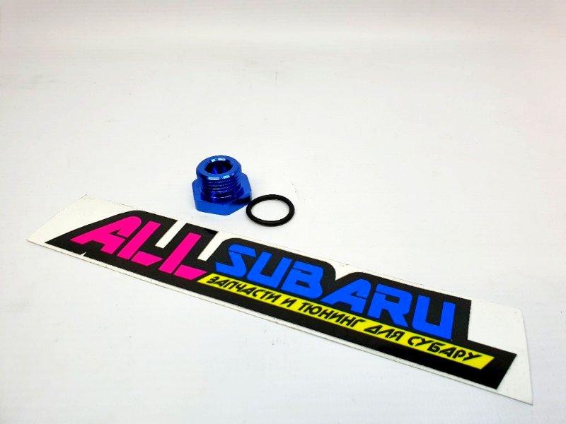 Фитинг, заглушка an10 Subaru