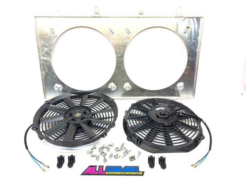 Вентилятор охлаждения двигателя Subaru Impreza Wrx Sti GD 2000