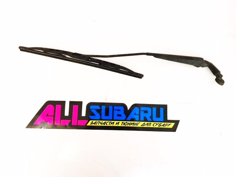Поводок дворника Subaru Impreza Wrx Sti GD 2000 задний (б/у)