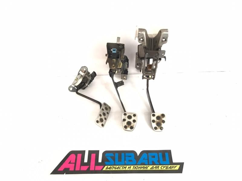 Педальный узел Subaru Forester EJ207 (б/у)