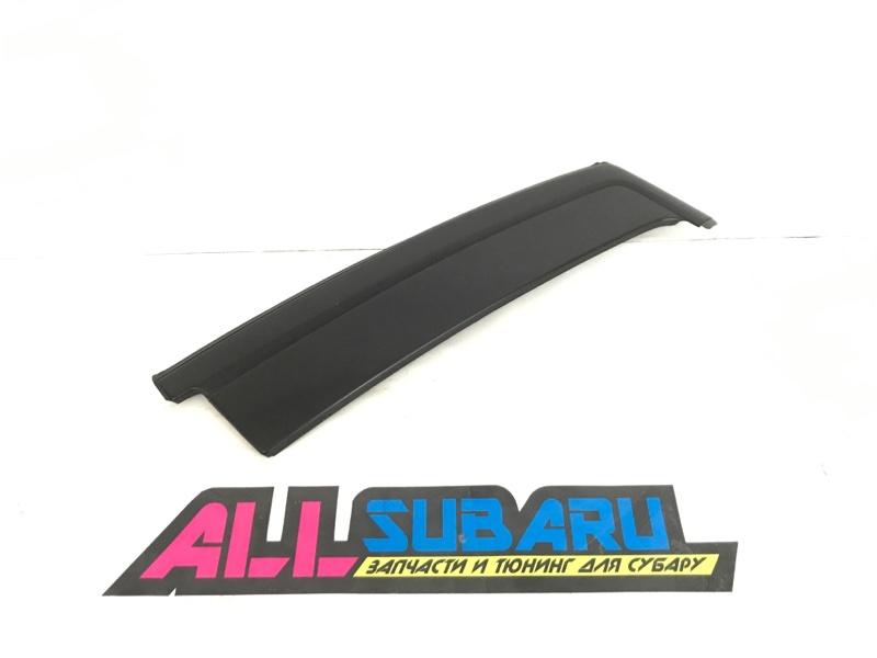 Молдинг бокового стекла Subaru Forester EJ207 правый (б/у)