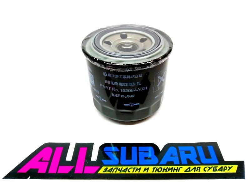 Фильтр масляный Новое Subaru BL 1998
