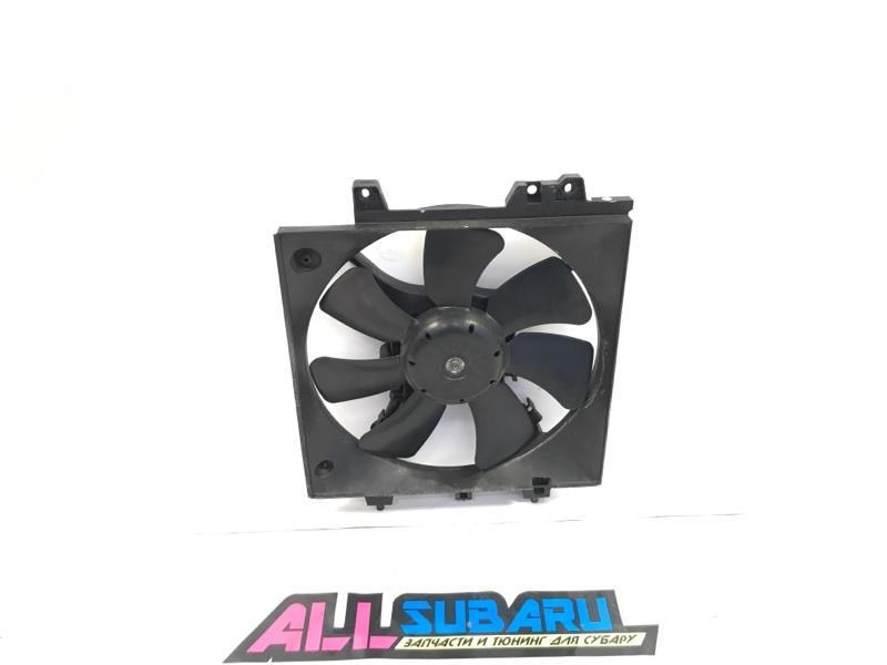 Вентилятор охлаждения двигателя Subaru Impreza Wrx GDA EJ205 2002 передний (б/у)