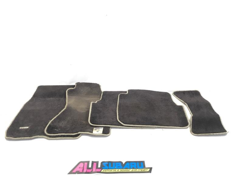 Коврики салона Subaru Legacy BP5 EJ20X 2006 (б/у)