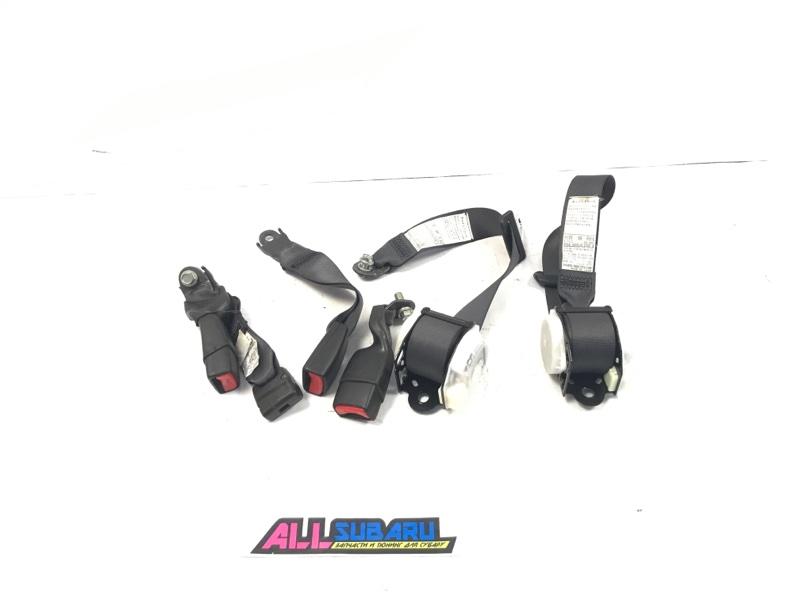 Ремень безопасности Subaru Legacy BP5 EJ20X 2006 задний (б/у)