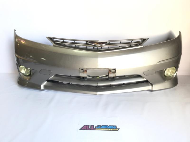 Бампер передний Toyota Estima ACR30 2003 передний (б/у)