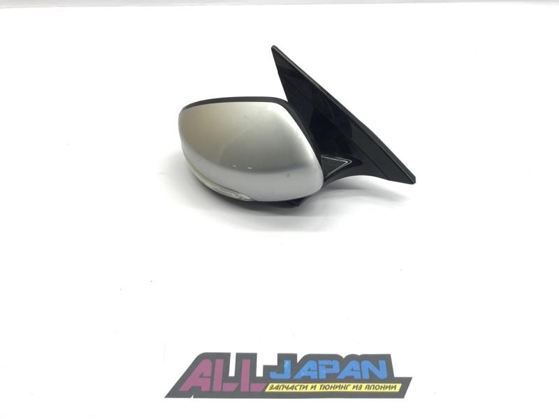 Зеркало боковое Nissan Teana J32 2008 переднее правое (б/у)
