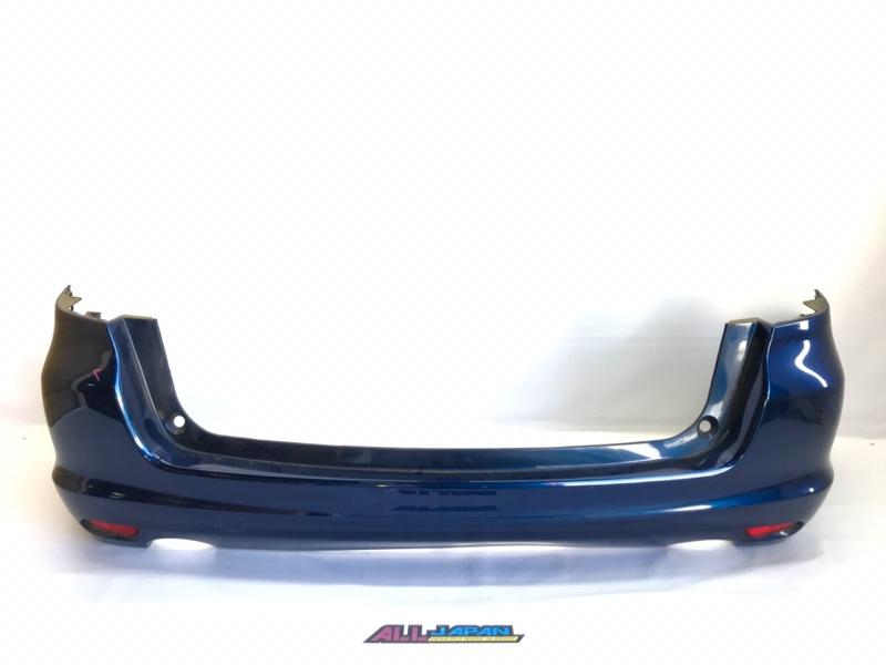 Бампер задний Subaru Exiga YA9 2008 задний (б/у)