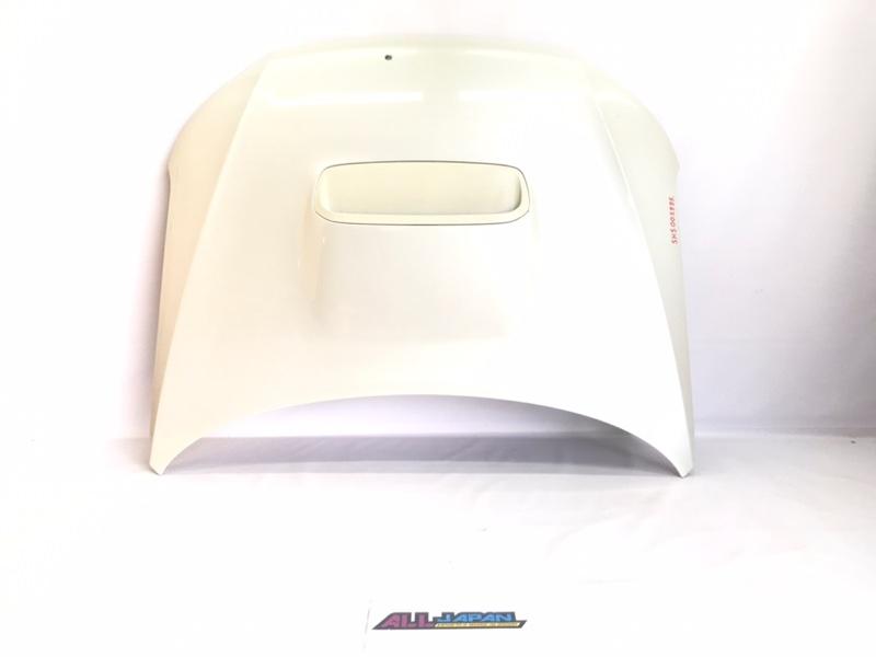 Капот Subaru Forester SH 2007 передний (б/у)
