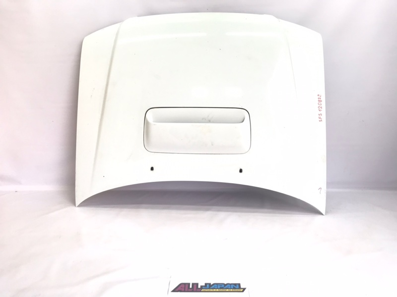 Капот Subaru Forester SF 2000 передний (б/у)