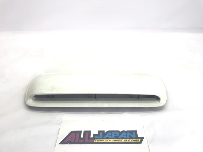 Воздухозаборник, ноздря Subaru Impreza Wrx GD 2000 передний (б/у)