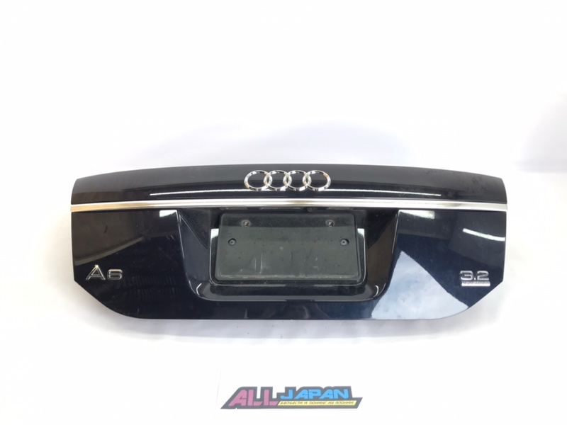 Крышка багажника Audi A6 C6 2004 задняя (б/у)
