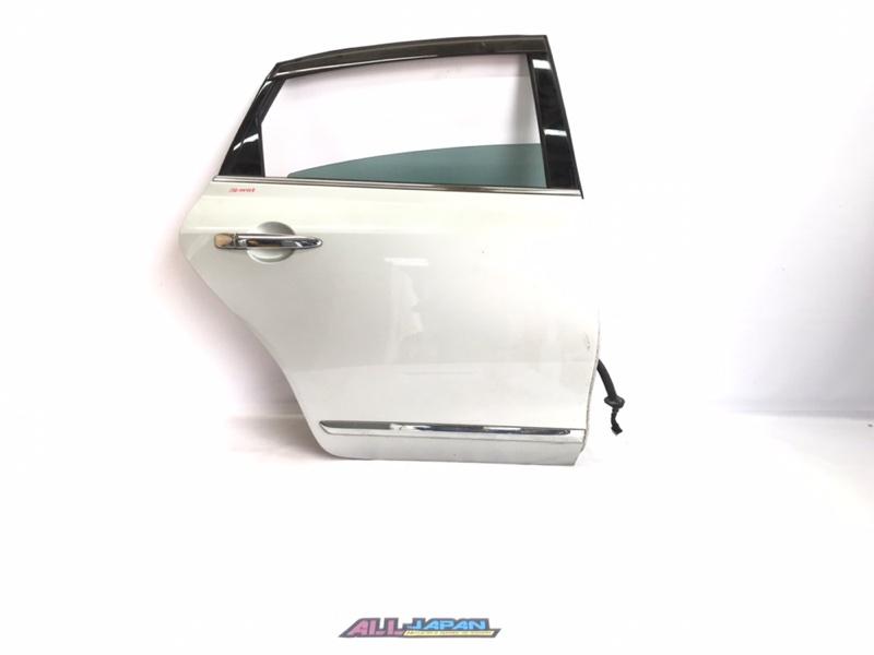 Дверь задняя правая Nissan Teana J32 2008 задняя правая (б/у)