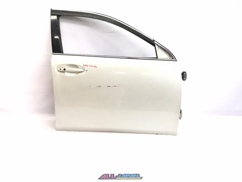 Дверь передняя правая Subaru Legacy BM 2009 передняя правая (б/у)