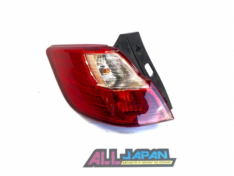 Фонарь задний, стоп-сигнал Subaru Exiga YA9 2008 задний левый (б/у)