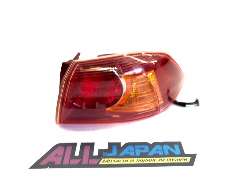 Фонарь задний, стоп-сигнал Mitsubishi Lancer CY4A 2007 задний правый (б/у)