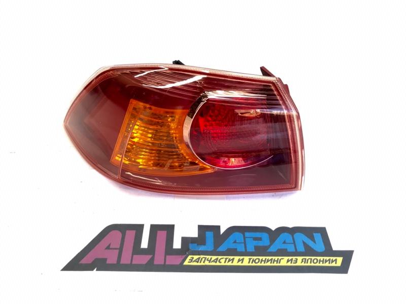 Фонарь задний, стоп-сигнал Mitsubishi Lancer CY4A 2007 задний левый (б/у)