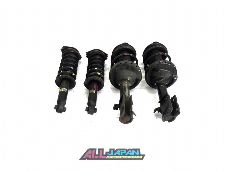 Амортизаторы, стойки комплект Subaru Outback BR 2009 (б/у)