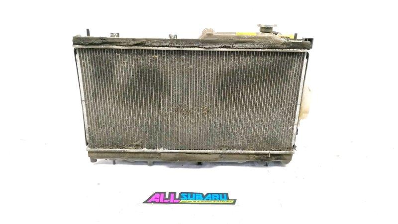 Радиатор охлаждения двигателя Subaru Legacy BR9 2009 (б/у)