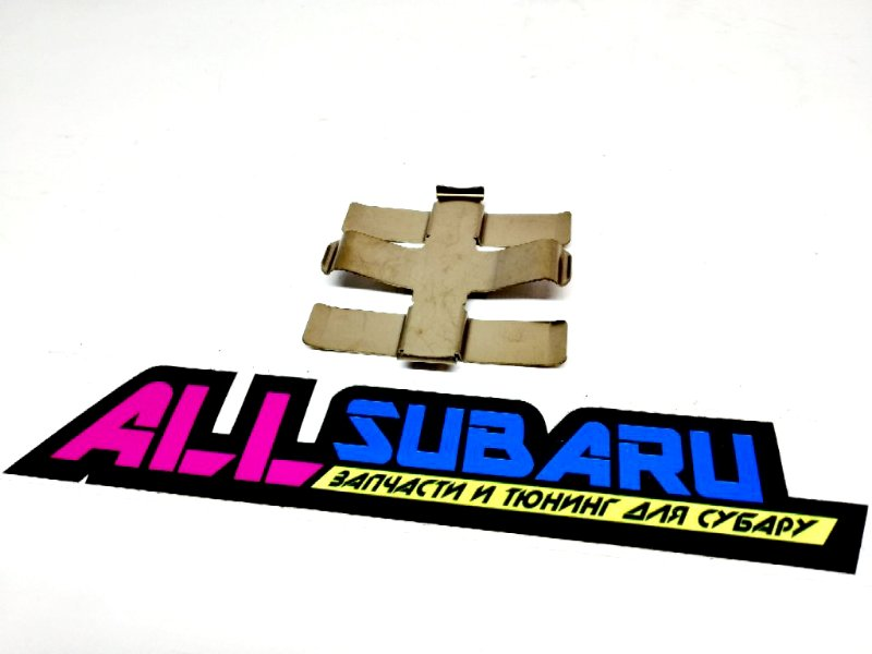 Скоба колодок Subaru Impreza Wrx GD 1998 задняя