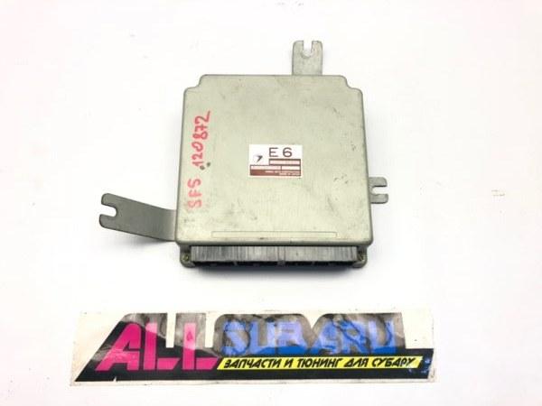 Блок управления двигателя, мозг Subaru Forester SF 1997 (б/у)