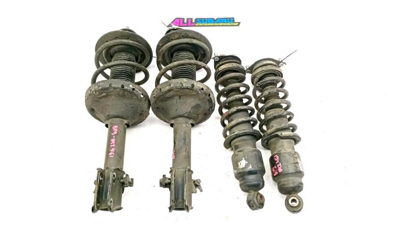 Амортизаторы, стойки комплект Subaru Outback BP 2003 (б/у)