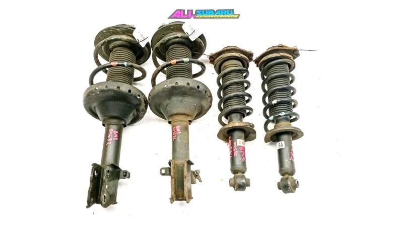 Амортизаторы, стойки комплект Subaru Legacy BM 2009 (б/у)
