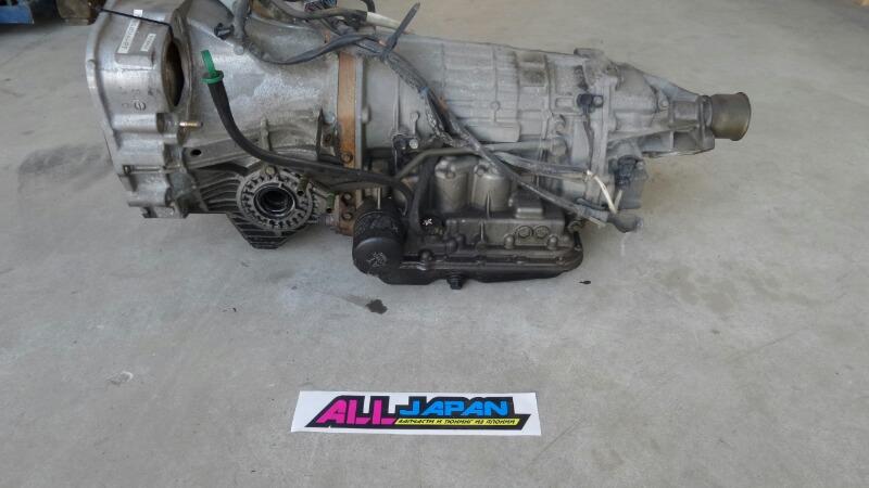Трансмиссия акпп Subaru Forester SG 2002 (б/у)
