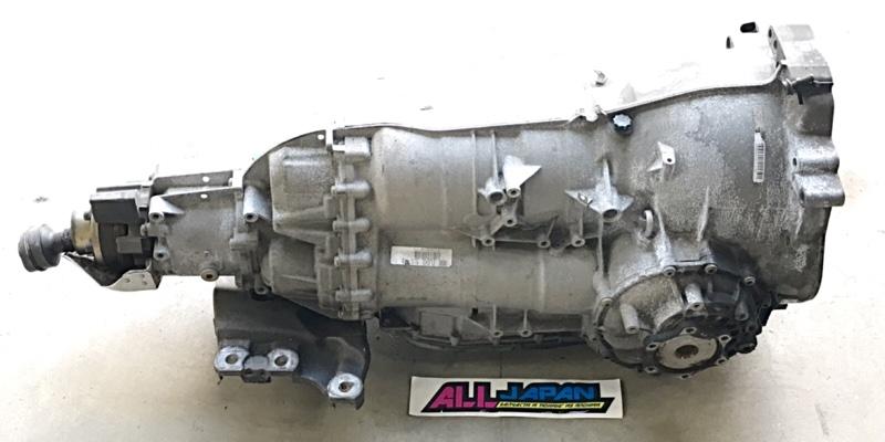Трансмиссия акпп Audi A6 C6 2004 передняя (б/у)
