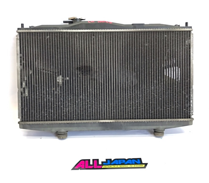Радиатор охлаждения двигателя Honda Accord 6 CL1 2000 передний (б/у)