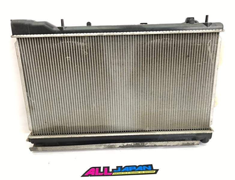 Радиатор охлаждения двигателя Subaru Forester SG 2002 передний (б/у)